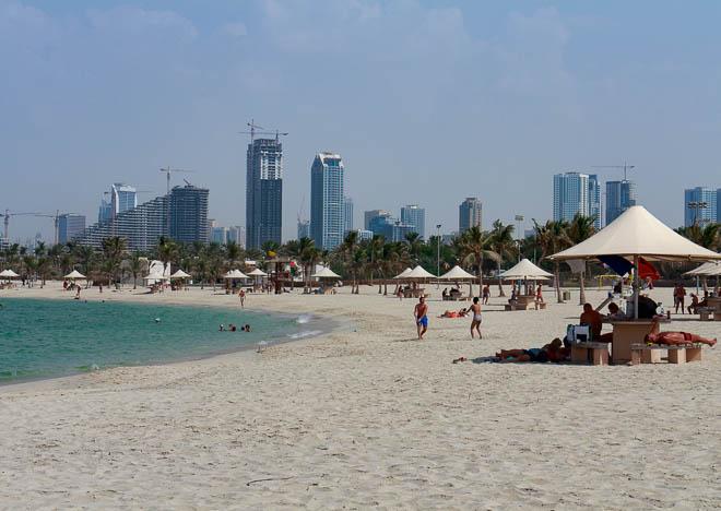 Al Mazar Beach Park