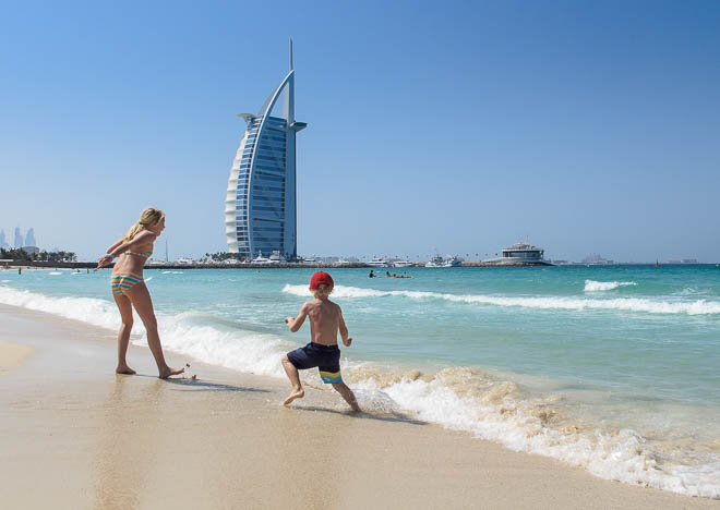 Umm Suqeim beach, Jumeirah