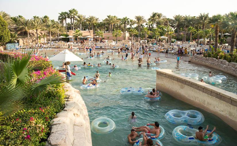 Aquaventure Dubais Största Vattenpark Dubaicityguidese