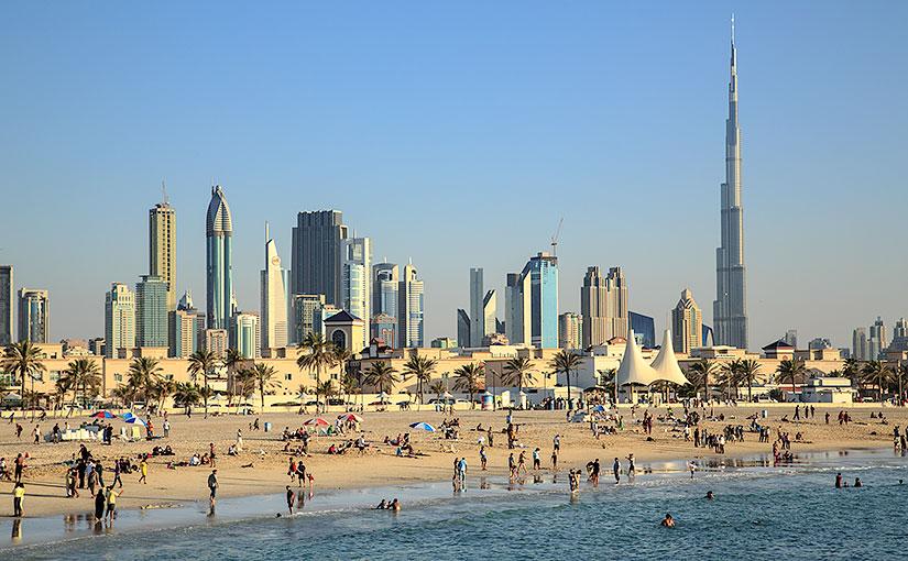 Burj Khalifa, världens högsta byggnad