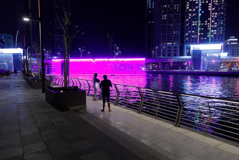 Vattenfall, Dubai Kanal